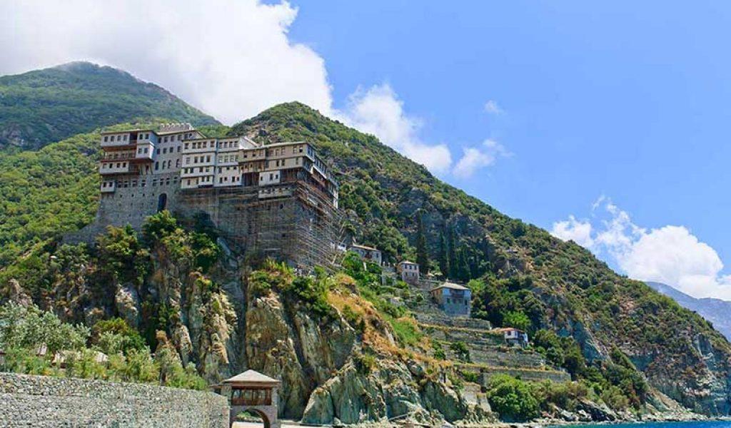 Προσκυνηματική εκδρομή στο Άγιο Όρος στις 16-17-18 Νοεμβρίου
