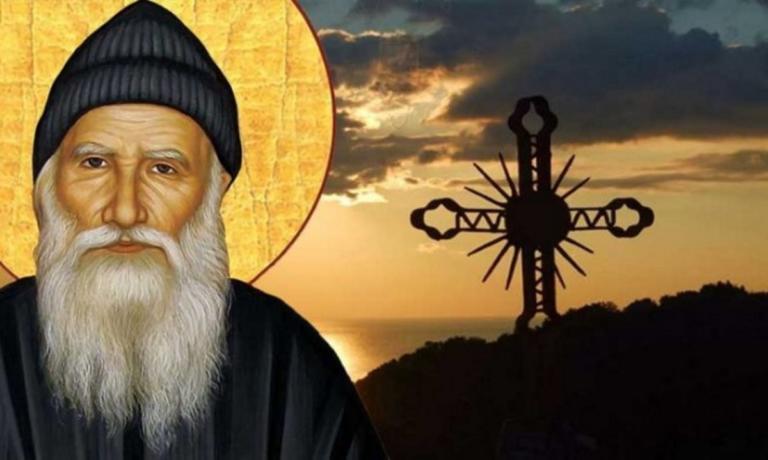 Άγιος Πορφύριος ο Καυσοκαλυβίτης εκοιμήθη στις : 2 Δεκεμβρίου 1991, Άγιο Όρος