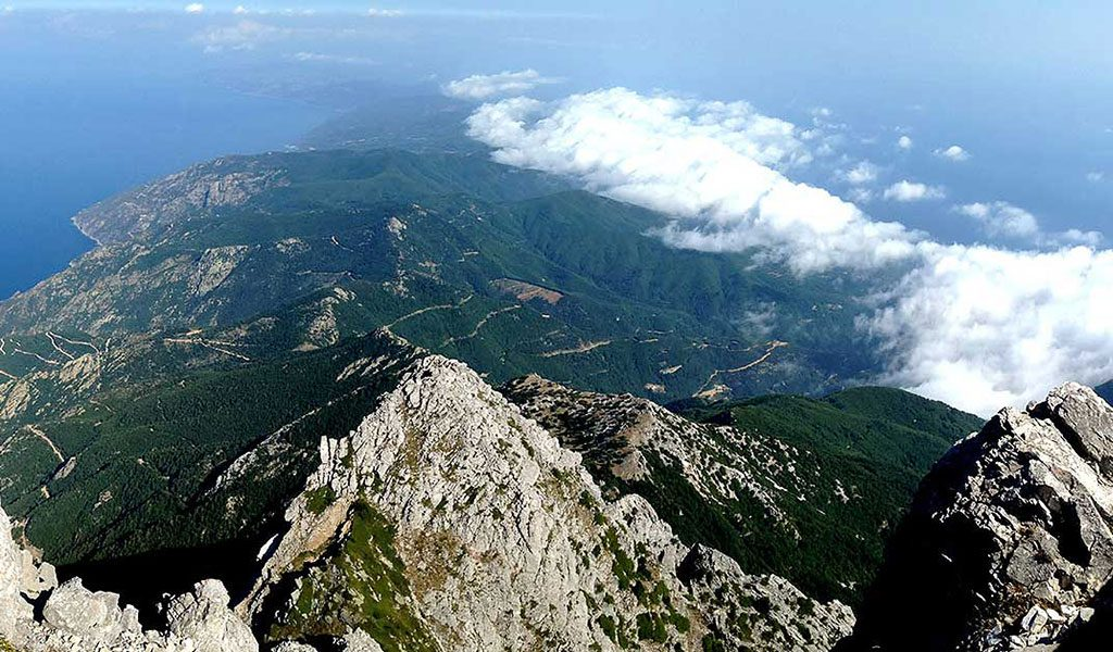 Mount Athos: The Hiking Challenge