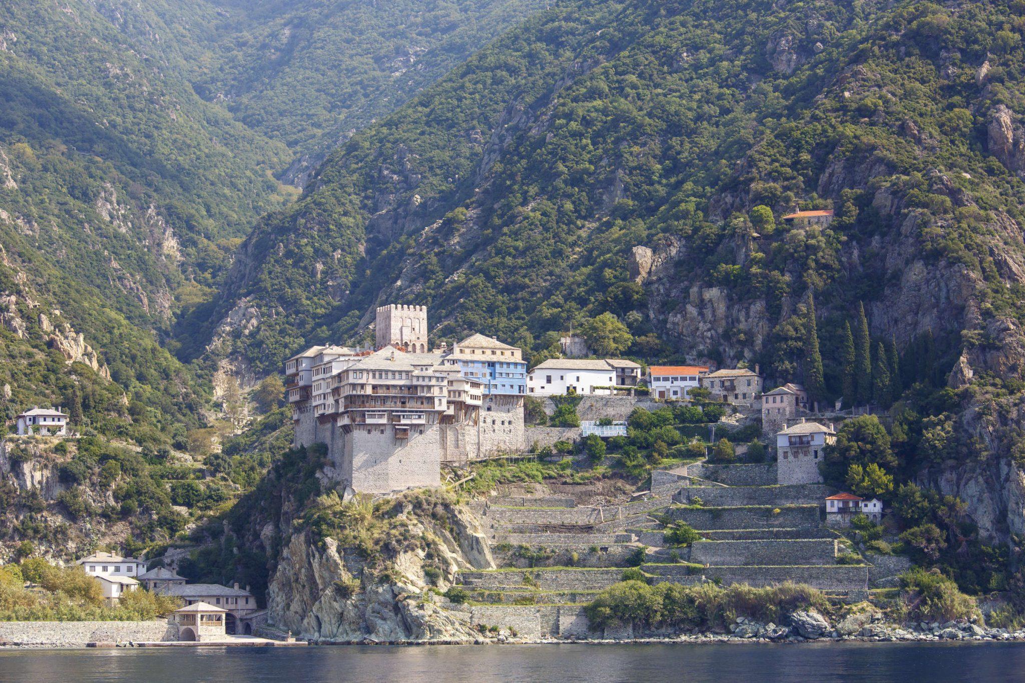 The Holy Monastery of Dionysiou