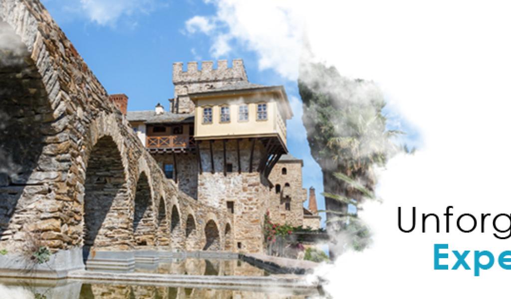 Tours to Mt Athos