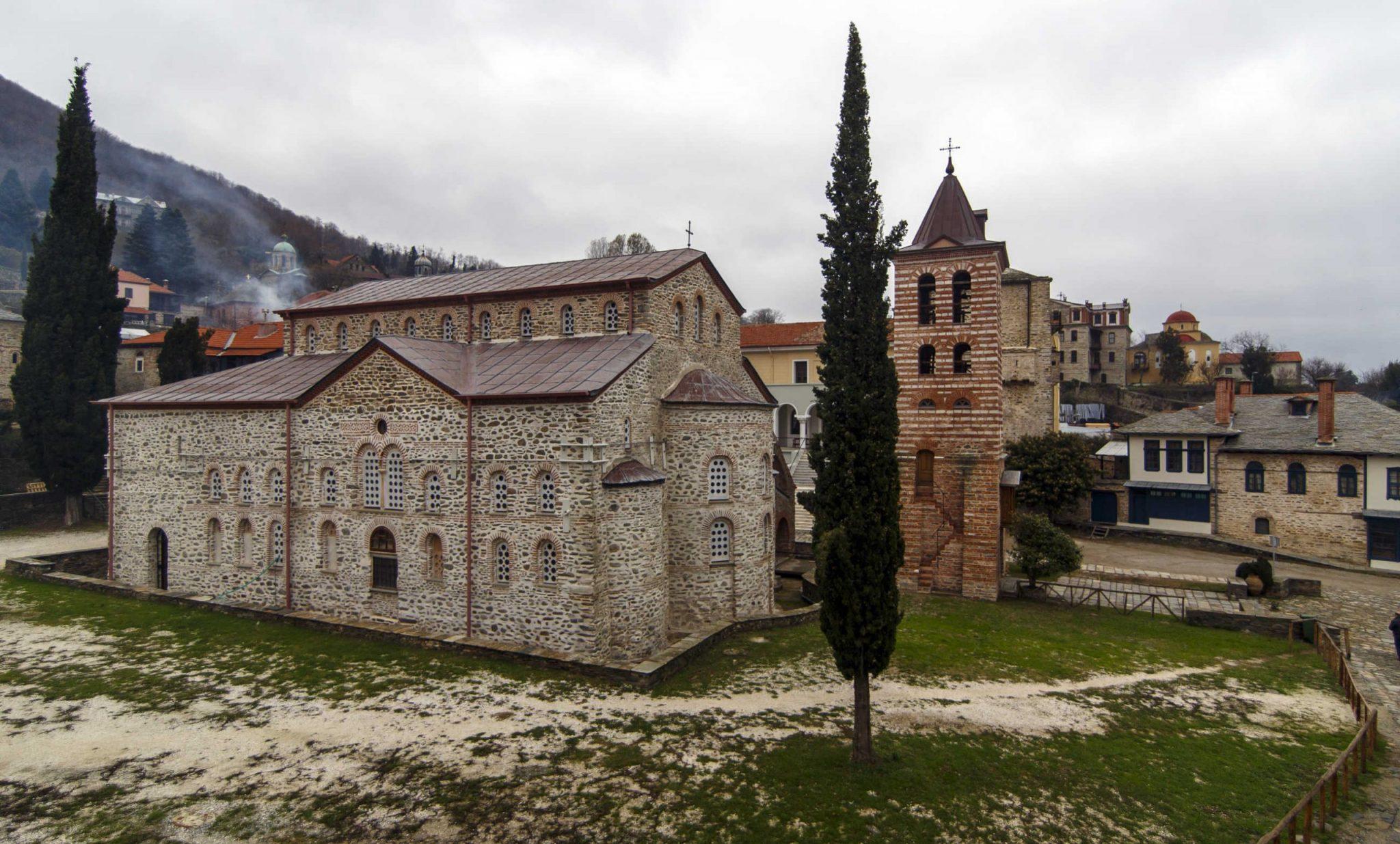 Mount Athos Karyes the Kapital